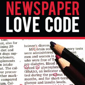 Newspaper Love Note