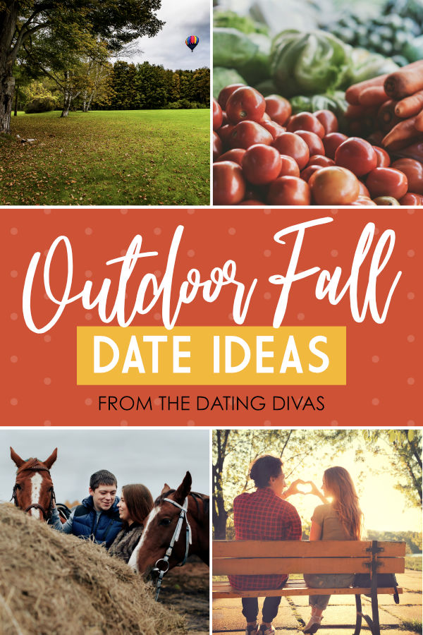 Outdoor Fall Date Ideas for Couples