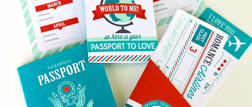 Passport to Love Travel the World from Home - From The Dating Divas