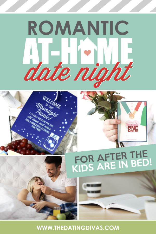 Romantic Activities for After the Kids Are in Bed