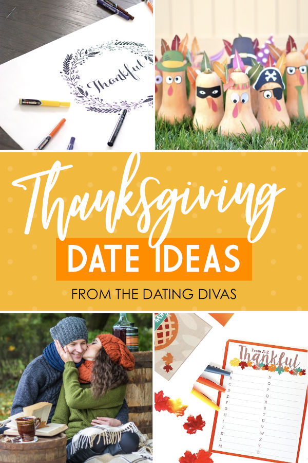 Thanksgiving Date Ideas for Couples