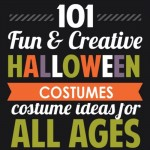 101 Creative Halloween Costumes