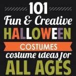 101 Creative Halloween Costumes