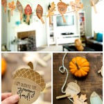 Your FREE Thanksgiving Printables!