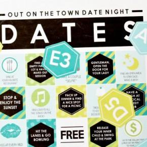 Date Night Bingo