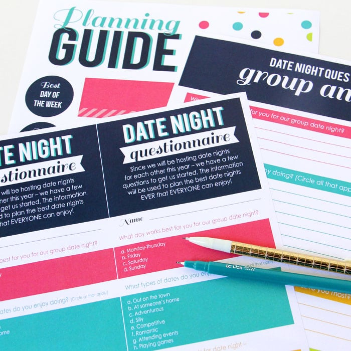 dating divas group date night Looking to keep the spark in your marriage dating divas has you covered with their diy date night and lover letter printables, plus so much more.