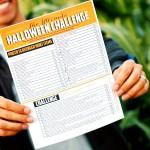 Halloween Scavenger Hunt Date Night