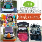 120 Creative Trunk or Treat Ideas
