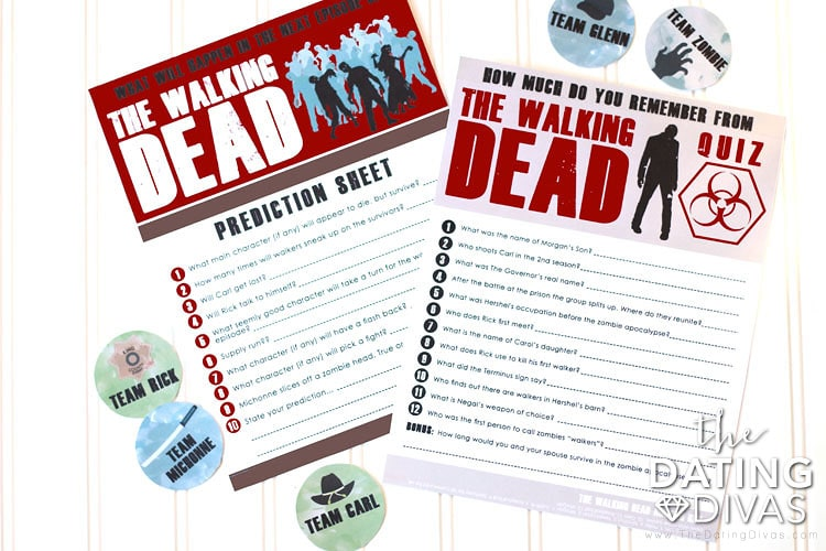 Walking Dead Quiz