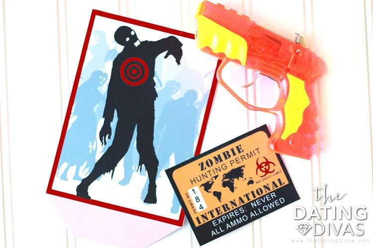 Walking Dead Target Practice