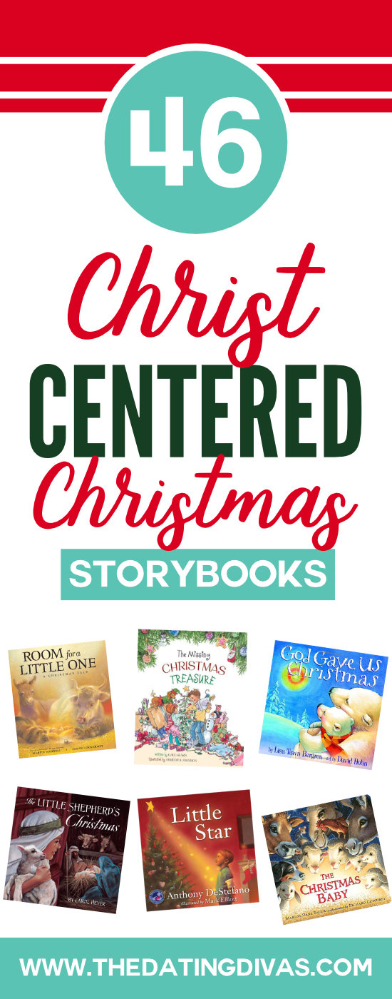 Christmas Books for Kids - Cuddle up under the Christmas tree with a good book that teaches about Jesus and the true meaning of Christmas.