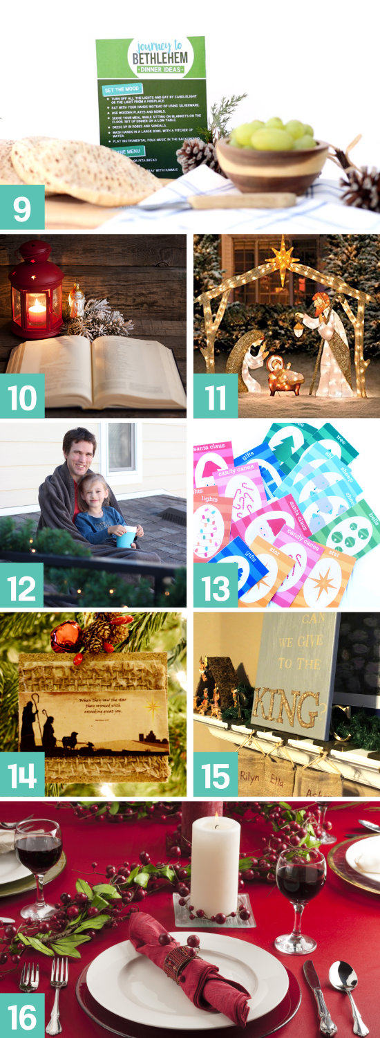 Christmas Traditions to Keep Christ in Christmas