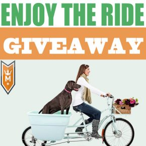 Enjoy the Ride Giveaway