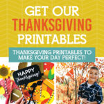 Get Our Thanksgiving Printables
