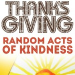 Thanksgiving Random Acts of Kindness