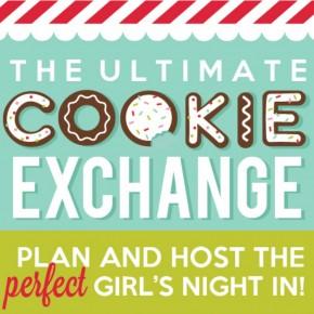 Cookie exchange printable pack