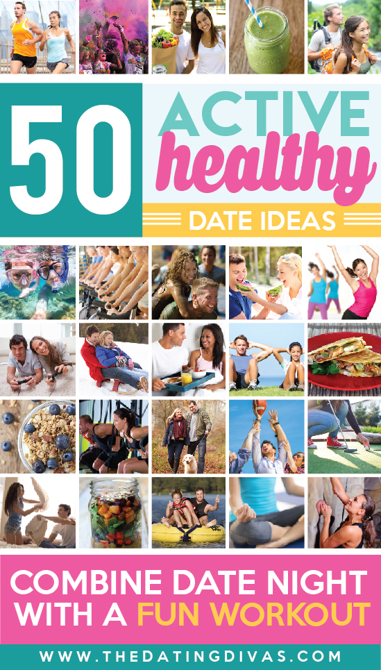 Healthy and Active Date Ideas