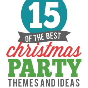 Best Christmas Party Themes