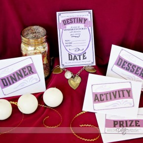 Destiny Date Night Printables