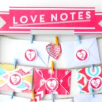 Valentine's Advent Love Notes