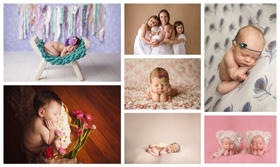 Chelsea Lee Photography Newborn Pics