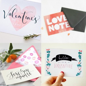 Over 100 Free Printable Love Notes