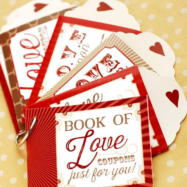 relationship coupon book