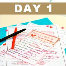 Day 1 - Divas 30 Day Love Challenge