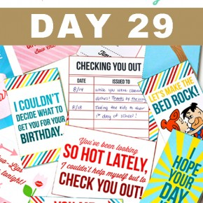 25 Sexy Card Printables