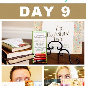 Divas 30 Day Love Challenge - Day 9 - Bookstore Date