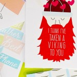 14 Unique DIY Valentine's Day Cards