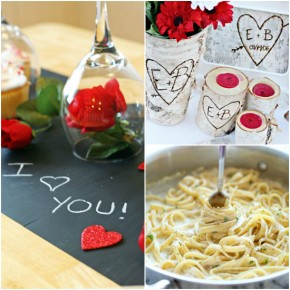 How to Have a Romantic Valentine's Dinner at Home