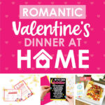 Romantic Valentines Day Dinner At Home