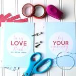 Valentine's Day Sexy Love Book