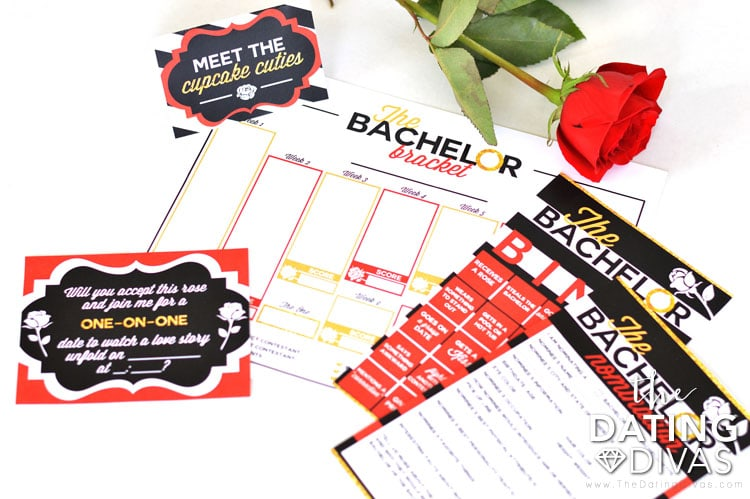 The Bachelor TV Show Viewing Party
