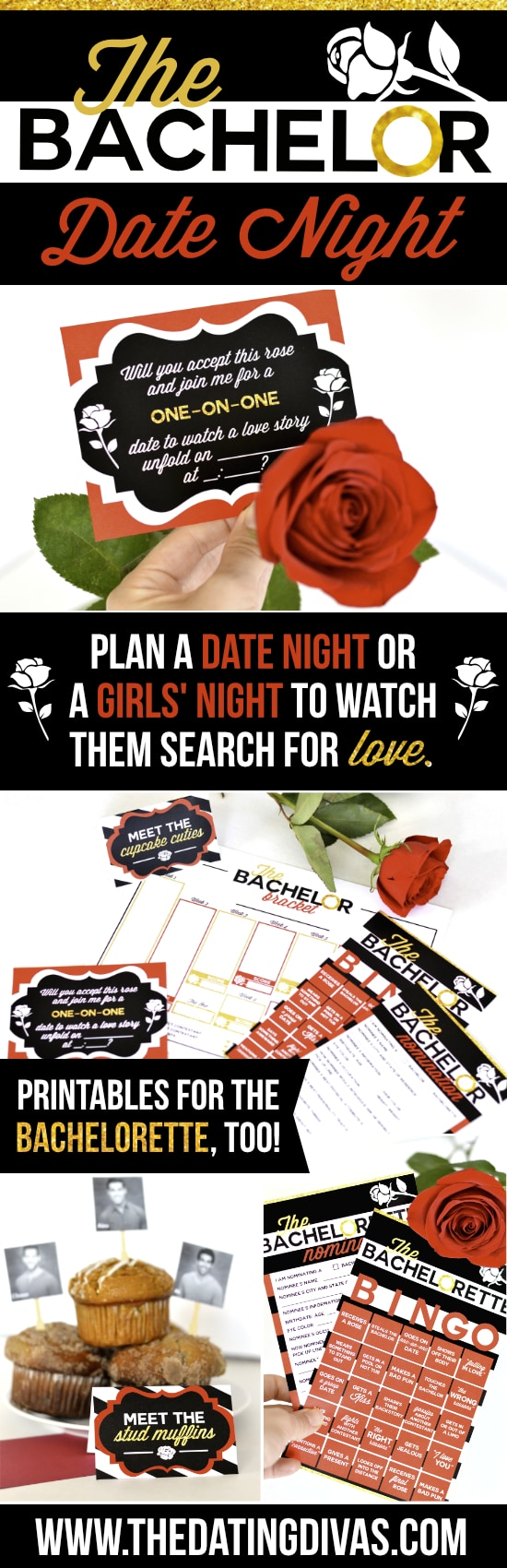 The Bachelor Viewing Party Date Night