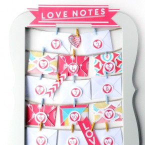 Valentine's Love Note Advent
