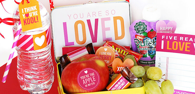 Valentine's Day Love Lunch Ideas