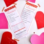 Valentine's Day Success Checklist