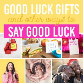 Other Ways To Say Good Luck To Friends