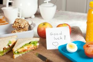 Good Luck School Lunch Surprise