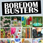 60 Spring Break Boredom Busters For Kids