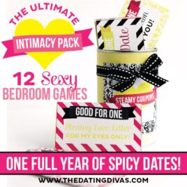 Ultimate Intimacy Pack - 12 Sexy Bedroom Games