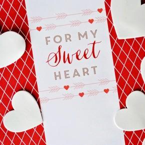 Valentine's Day Emergency Kit