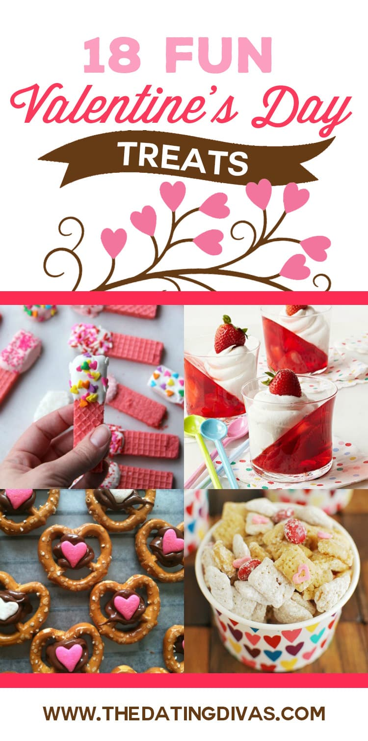 Last Minute Valentine's Day Treats and Ideas