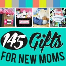 Gift for every new mom in your life!
