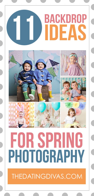 Backdrop Ideas for Spring