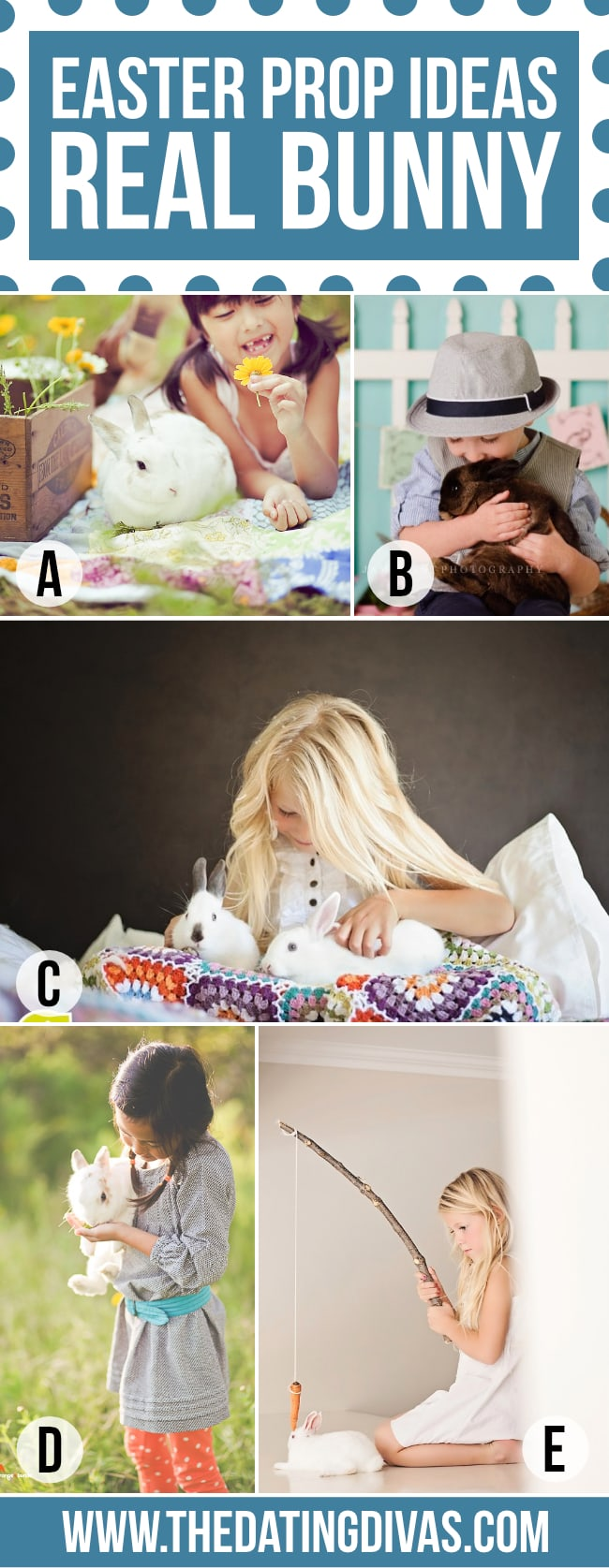 Easter Bunny picture ideas