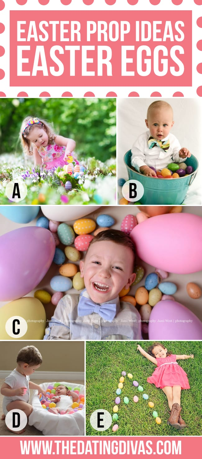 Easter Picture Ideas