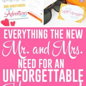 Honeymoon Gift Idea